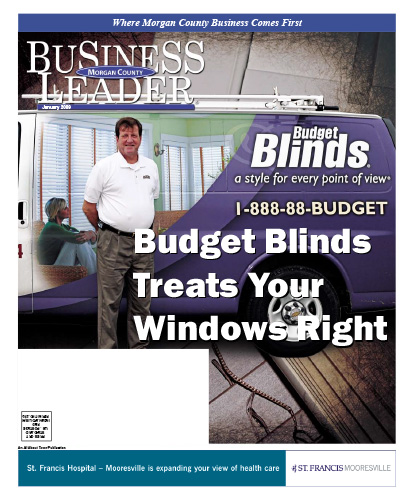 Budget Blinds Treats Your Windows Right