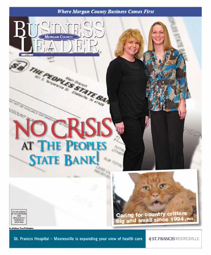 No Crisis at The Peoples State Bank!
