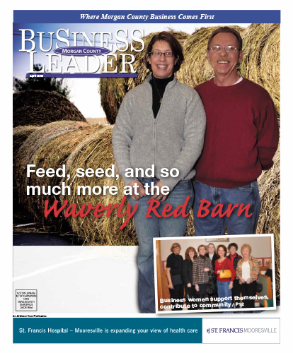 Feed, seed, and so much more at the Waverly Red Barn