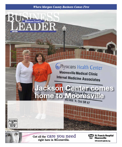 Jackson Center comes home to Mooresville