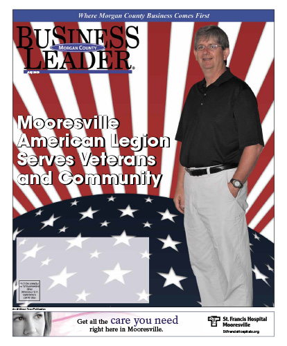 Mooresville American Legion Serves Veterans and Community