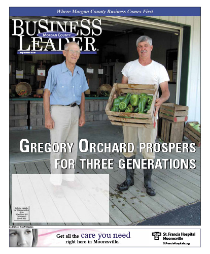 Gregory Orchard prospers for three generations