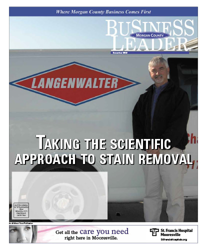 Taking the scientific approach to stain removal