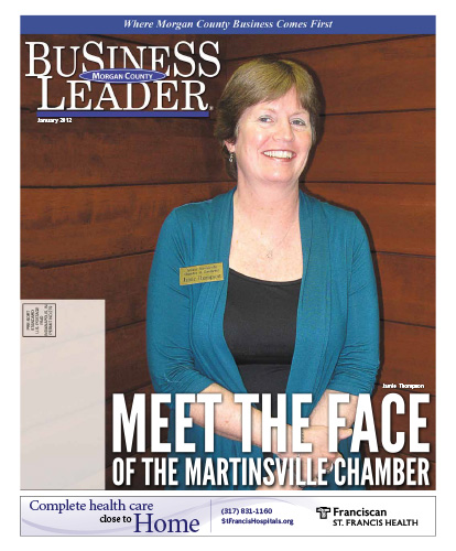 Meet the Face of the Martinsville Chamber