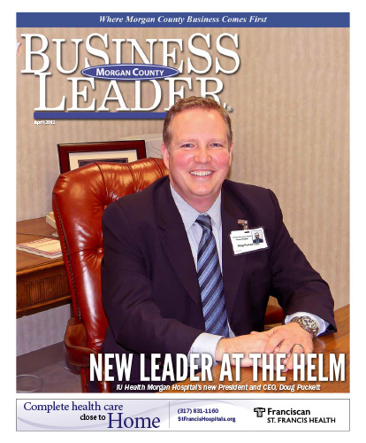 New Leader at the Helm