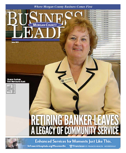 Retiring Banker Leaves a Legacy of Community Service