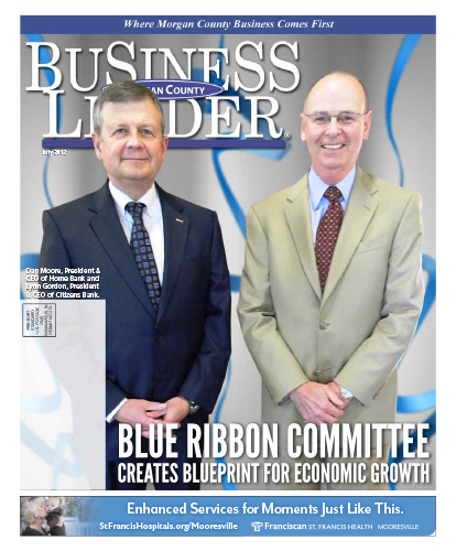 Blue Ribbon Committee Creates Blueprint for Economic Growth