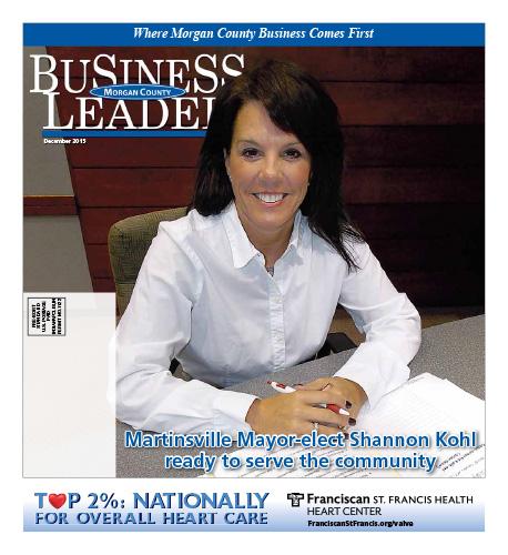 Martinsville Mayor-elect Shannon Kohl ready to serve the community