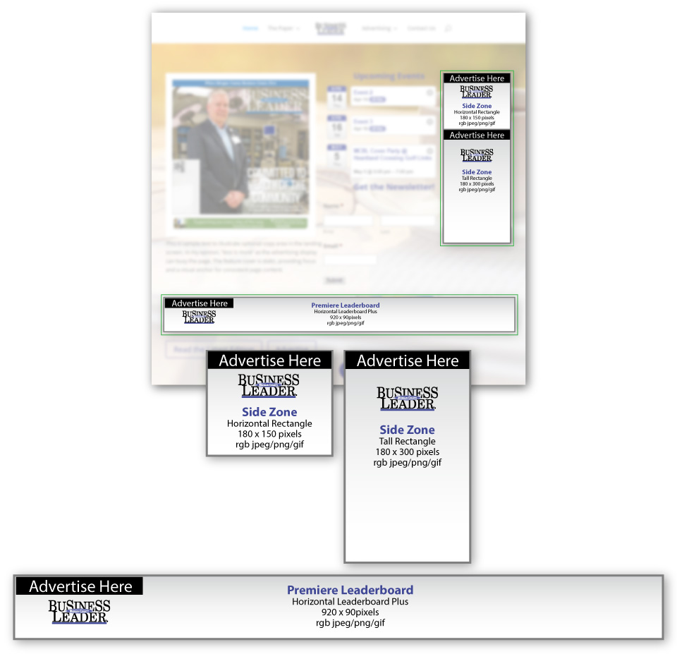 homepage-advertising-layout
