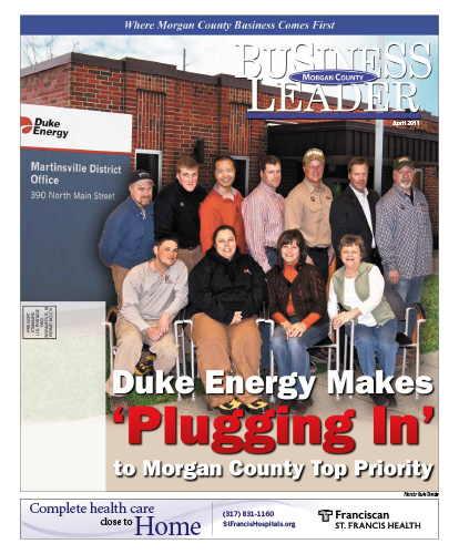 Duke Energy Makes 'Plugging In' to Morgan County Top Priority
