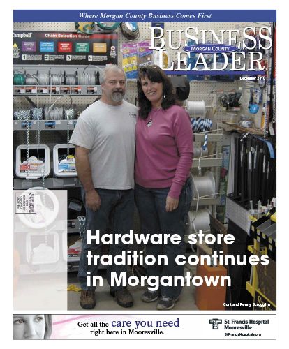Hardware store tradition continues in Morgantown