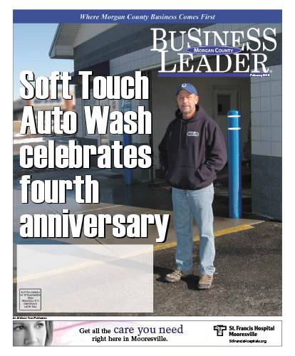 Soft Touch Auto Wash celebrates fourth anniversary