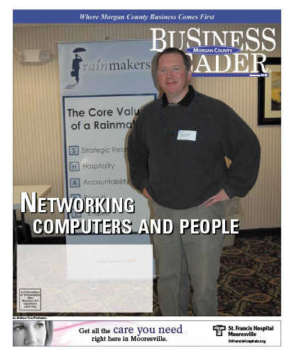 Networking computers and people