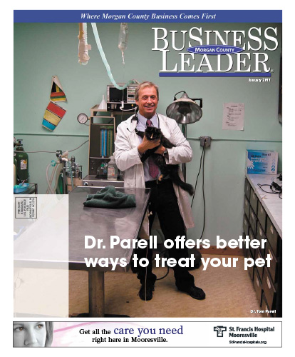 Dr. Parell offers better ways to treat your pet