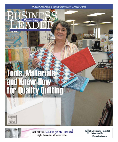 Tools, Materials and Know-How for Quality Quilting