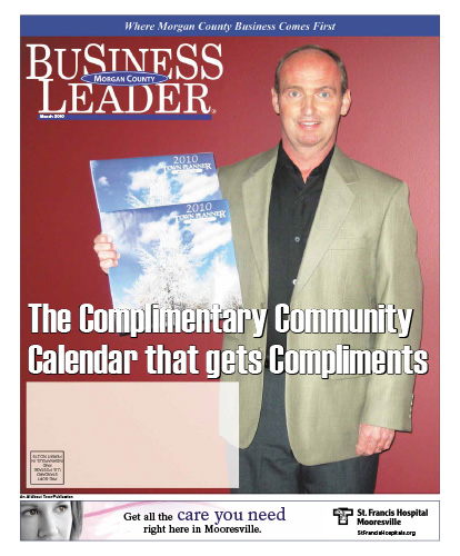 The Complimentary Community Calendar that gets Compliments