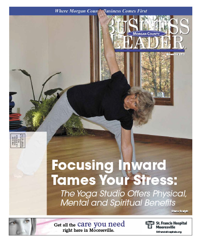 Focusing Inward Tames Your Stress