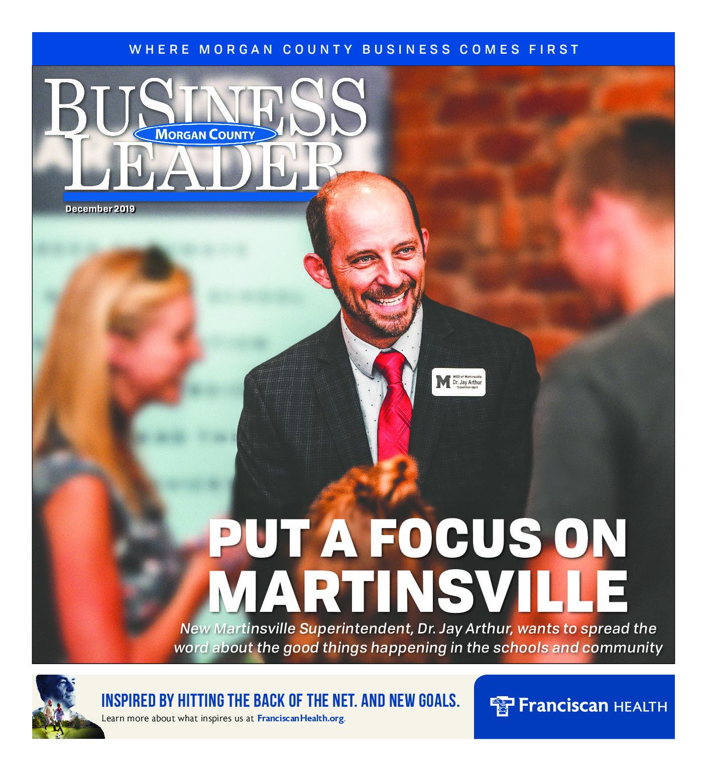 Put a Focus on Martinsville